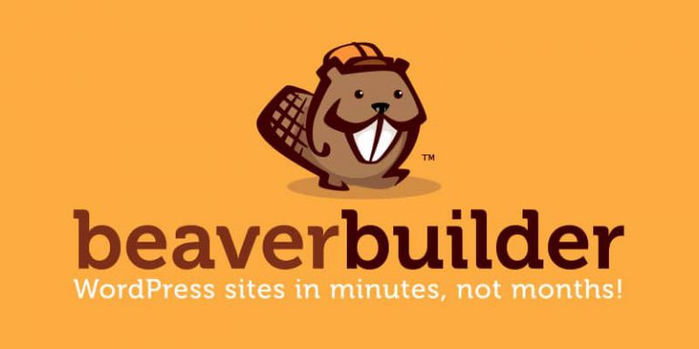 Beaver Builder Professional WordPress Plugin
