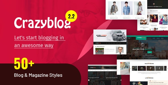 CrazyBlog Start A Blog or Magazine for Adsense or Affiliate Business