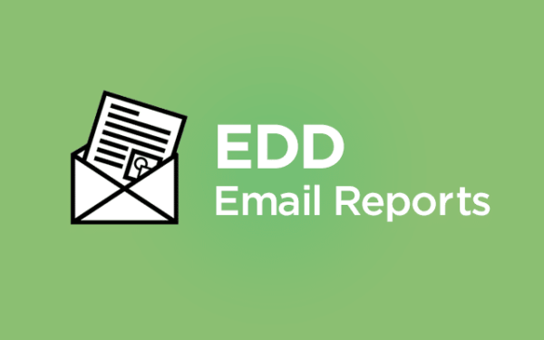 Easy Digital Downloads Email Reports Addon