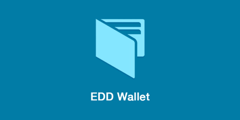 Easy Digital Downloads Wallet Addon