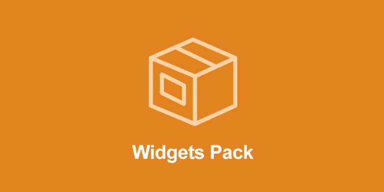 Easy Digital Downloads Widgets Pack Addon
