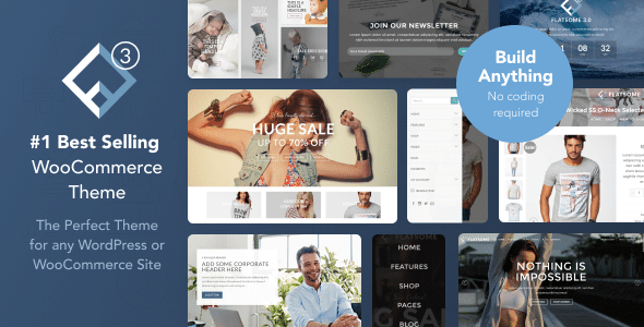 Flatsome Multi-Purpose Responsive WooCommerce Theme