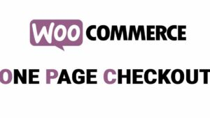 WooCommerce One Page Checkout