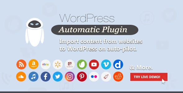 WordPress Automatic Plugin latest version download