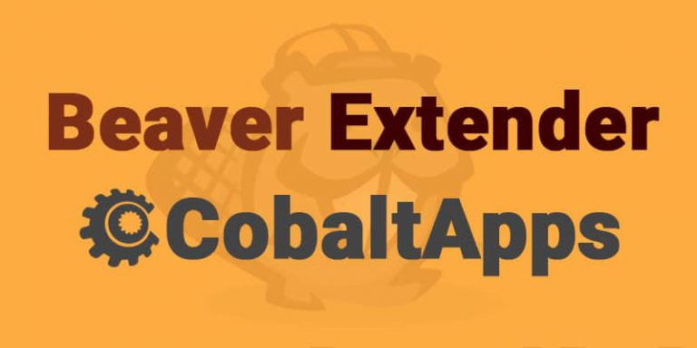 beaver extender by cobalt apps