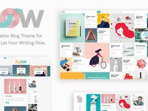 Flow - Creative Blog Theme