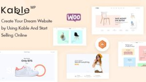 Kable Multipurpose WooCommerce Theme