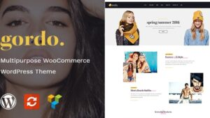 Gordo - Fashion Responsive WooCommerce WordPress Theme
