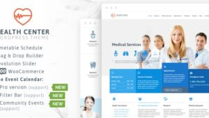 Healthcare Medical for Doctor Dentist