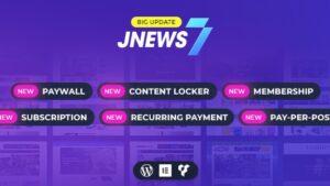 JNews WordPress Newspaper Magazine Blog AMP Theme