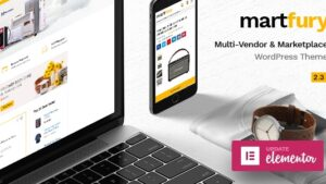 Martfury WooCommerce Marketplace WordPress Theme