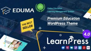Eduma Education WordPress Theme