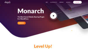 Monarch Elegant Themes Social Media Sharing Plugin latest version download