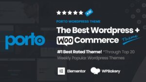 Porto Multipurpose & WooCommerce Theme