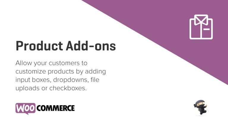 Product Add-Ons latest version download