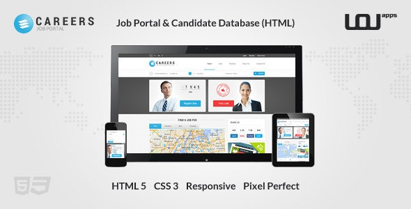 CAREERS Job Portal & Candidate Database