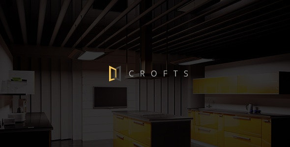 CROFTS Architecture Agency HTML theme