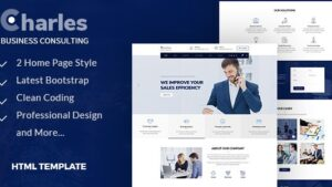 Charles Business-Consulting HTML Template