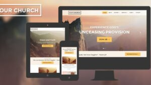 Church Responsive HTML5 Website Template