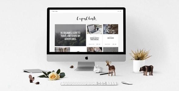 CorpusChristi A Responsive HTML5 Blog Template