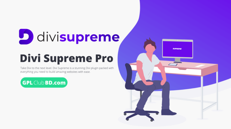 Divi Supreme Pro Custom and Creative Divi Modules