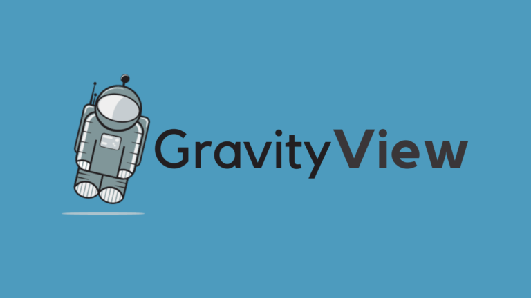 GravityView Display Gravity Forms Entries on Your Website
