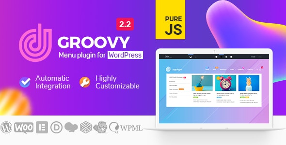 Groovy Mega Menu Responsive Mega Menu Plugin for WordPress