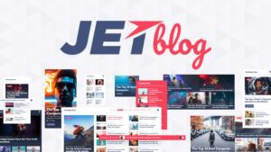 JetBlog For Elementor Best Blog Plugin for Elementor