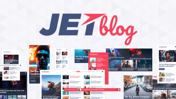 JetBlog For Elementor Best Blog Plugin for Elementor