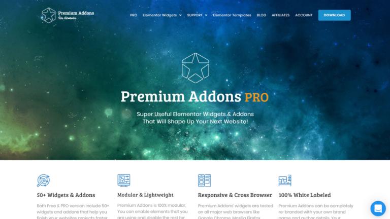 Premium Addons Pro latest version download