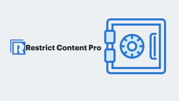 Restrict Content Pro Membership Plugin for WordPress