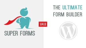 Super Forms Drag & Drop Form Builder