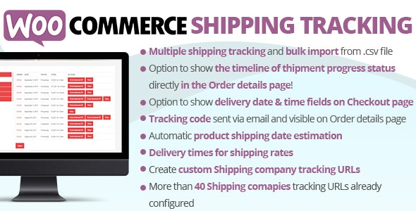 WooCommerce Shipping Tracking 29.0 latest version download