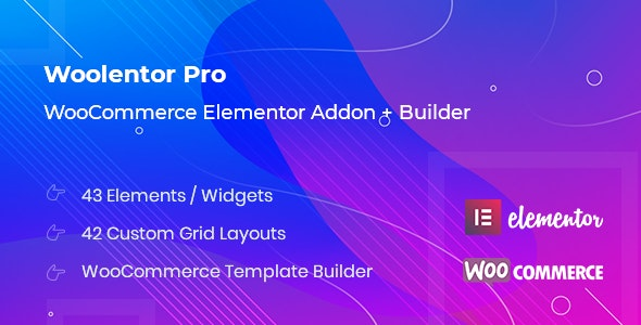 WooLentor Pro WooCommerce Page Builder Elementor Addon