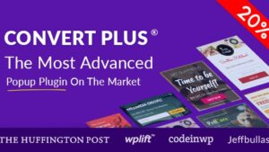 ConvertPlus Popup Plugin For WordPress