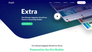 Extra The Ultimate Magazine WordPress Theme
