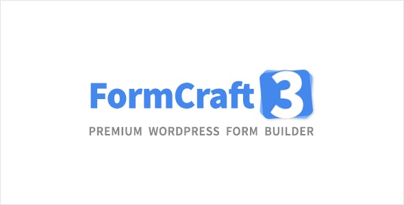 FormCraft Premium WordPress Form Builder
