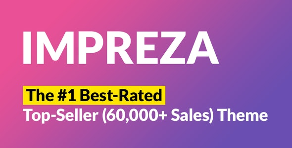 Impreza Multi-Purpose WordPress Theme