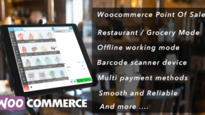 Openpos WooCommerce Point Of Sale