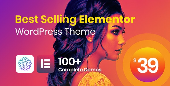 Phlox Pro Elementor MultiPurpose WordPress Theme