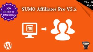 SUMO Affiliates Pro WordPress Affiliate Plugin