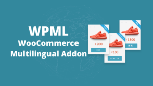 WPML WooCommerce Multilingual Addon