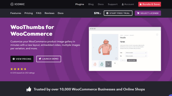 WooThumbs WooCommerce Variation Images