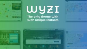 Wyzi Social Business Finder Best WordPress Theme