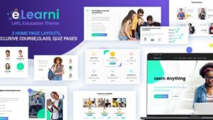 eLearni Online Learning & Education LMS