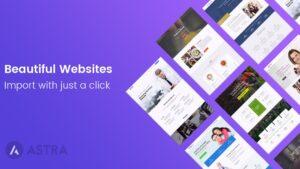 Astra Premium Sites