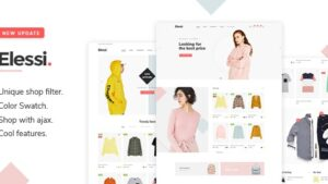 Elessi WooCommerce AJAX WordPress Theme RTL support