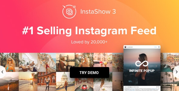 Instagram Feed WordPress Instagram Gallery