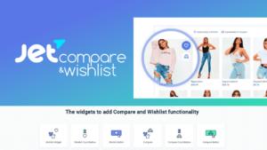 JetCompareWishlist Plugin for Elementor