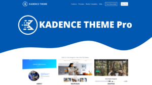 Kadence Theme Pro latest version download
